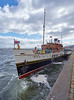 PS Waverley off Greenock - 25 April 2016