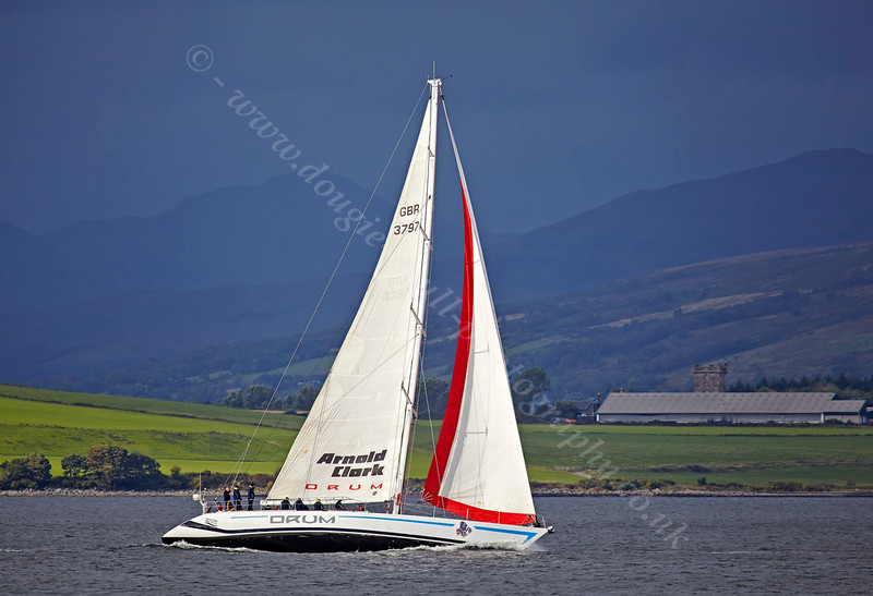 'Drum' - Yacht - 20 September 2013