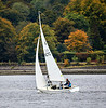 Royal Northern and Clyde Yacht Club Dinghy in the Gareloch - 6 October 2019