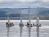 Yachts off Gourock - 28 May 2021