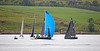 Yachts racing off Fairlie - 28 May 2021
