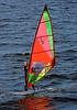 Wind Surfer - off Greenock Esplanade