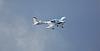 RAF Tutor Aerobatic Display at the Scotland Boat Show - 12 October 2014