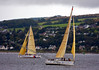 Asto Small Ships Race - Off Dunoon