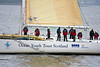 Asto Small Ships Race - Alba Explorer in Wet Conditions