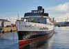 TS Queen Mary at James Watt Dock - 1 October 2016