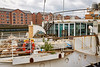 TS Queen Mary in James Watt Dock - 20 May 2016