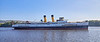TS Queen Mary Bound for Glasgow - 28 June 2019