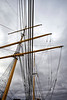 Glenlee Rigging - 13 October 2013