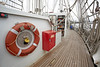 Lord Nelson Deck - 2 September 2012