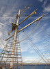 Lord Nelson Rigging - 2 September 2012
