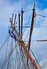 'Stavros S Niarchos' at Custom House Quay, Greenock - 20 February 2015