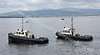 Greenock Tall Ships Event - Clyde Marine Tugs - 12 July 2011