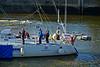 'Alba Explorer' in James Watt Dock - 31 August 2014