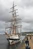 Stavros S Niarchos - Tall Ship Berths at Greenock