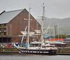 'TS Royalist' at James Watt Dock, Greenock - 12 August 2016