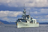 HMCS Fredericton (FFH 337) off Port Glasgow - 19 September 2021