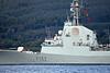 Almirante Juan de Borbon (F102) off Greenock - 19 September 2021