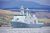 HDMS Absalon (L16) at Rhu - 8 May 2019