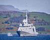 FS Aquitaine (D650) off Greenock - 4 May 2019