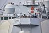 USS Carney (DDG-64) at Rhu Spit - 8 May 2019