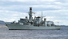 HMS St Albans (F83) - Off Roseneath - 15 April 2012