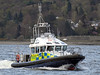 MOD Police Boat 'Harris'- Off Roseneath - 15 April 2012