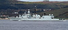 FGS Emden (F210) - Off Greenock Esplande - 16 April 2012