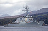 USS Mitscher (DDG-57) - Near Faslane - 30 September 2012