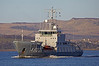HNLMS Luymes (A803) - Passing Langbank - 19 April 2013