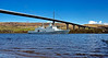 HDMS Esbern Snare (L17) - Erskine Bridge - 26 April 2013