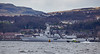 'HNLMS Van Speijk' (F828) passing Gourock - 27 March 2014