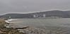 USS Leyte Gulf (CG55) at Rhu Spit - 30 March 2014