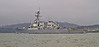 USS Cole (DDG67) at Rhu Spit - 30 March 2014