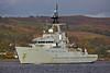 HMS Tyne (P281) Off  Rhu Spit - 2 October 2014