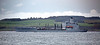 USNS Kanawha (T-AOR196) off Millport - 5 October 2014