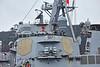 USS Donald Cook (DDG75) at Rhu Spit - 12 April 2015