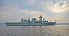 HMCS Fredericton (FFH 337) off Greenock - 10 April 2015