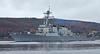 USS Porter (DDG-78) at Rhu Spit - 12 April 2015