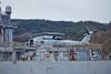 USS Vicksburg (CG69) at Rhu Spit - 12 April 2015