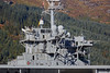 USS Mount Whitney (LCC 20) at Glen Mallan - 17 October 2015