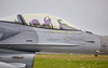 Turkish F-16 Pilot at Lossiemouth - 12 April 2016