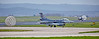 Chutes Deployed onTurkish F-16 at Lossiemouth - 12 April 2016