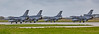 Turkish F-16's at Lossiemouth - 12 April 2016