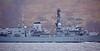 HMS Iron Duke (F234) off Faslane Naval Base - 1 April 2016