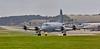 Canadian Lockheed CP-140 Aurora at Lossiemouth - 13 April 2016