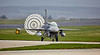 Chute Deployed onTurkish F-16 at Lossiemouth - 12 April 2016