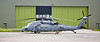 USAF Sikorsky Pave Hawk parked at Lossiemouth - 13 April 2016