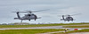 USAF Sikorsky Pave Hawks at Lossiemouth - 13 April 2016