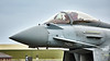 Typhoon at RAF Lossiemouth - 13 April 2016